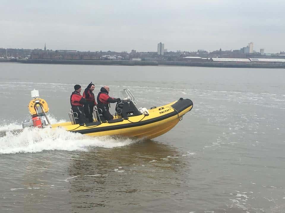 RYA Powerboat Level 2 course