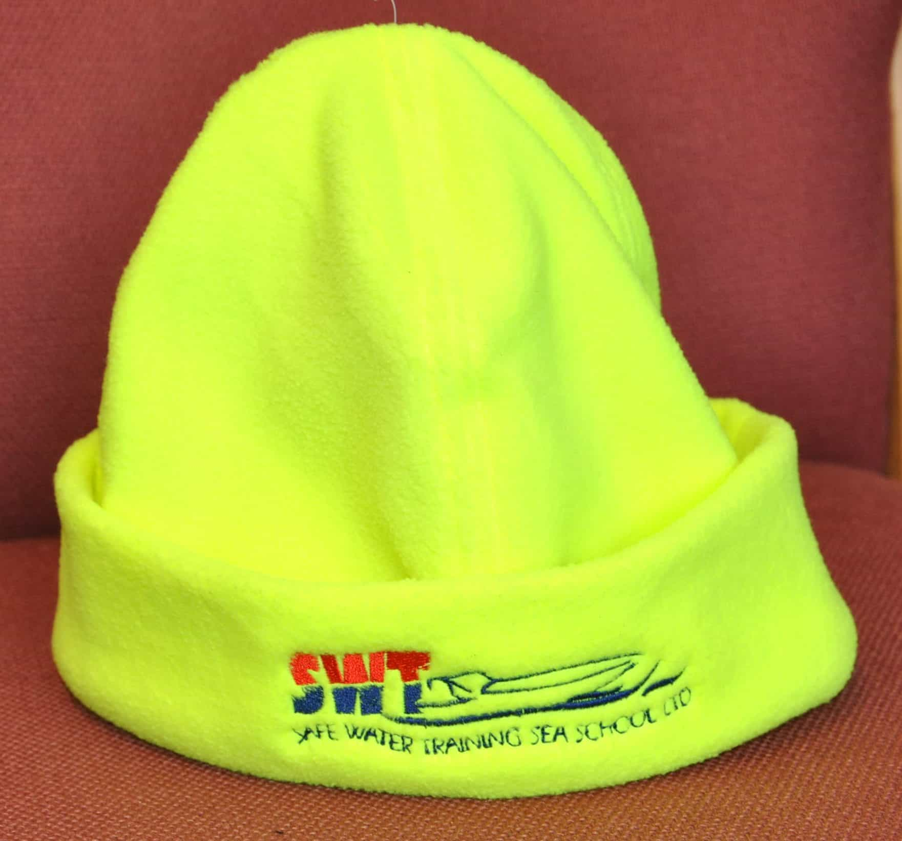 0f03291b7a1 SWT Cold Weather Hat - Safe Water Traininng Sea School LTD